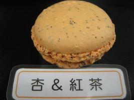 マカロン 杏&紅茶
