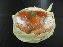 杏のタルト